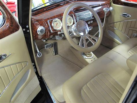 interior pictures 1940 ford deluxe custom 2 door coupe 101713