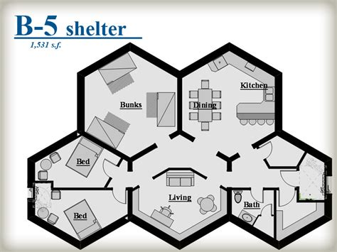 Bomb Shelter Plans | beehive shelter systems honeycomb pod system