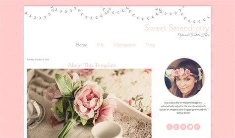 vintage templates for blogger free pink blogger template vintage flower blog template mobile