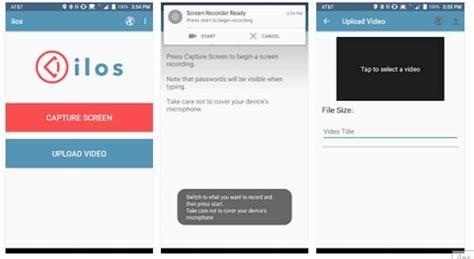 aplikasi buat android root 7 aplikasi perekam layar android terbaik tanpa root
