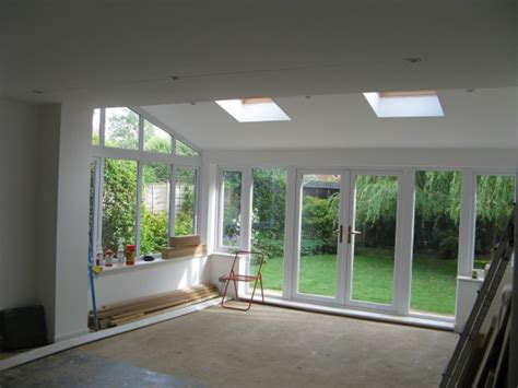 2 bedroom house extension ideas summer room within rear extension progressing nicely