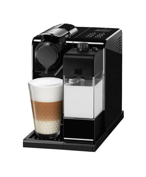 delonghi lattissima touch lattissima touch glam black coffee machine nespresso