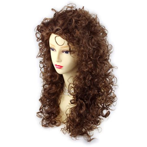 light brown curly wig wiwigs amazing untamed curly wig light