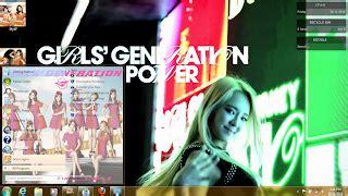 snsd girls generation theme for windows 7 download girls generation flower power theme windows 7