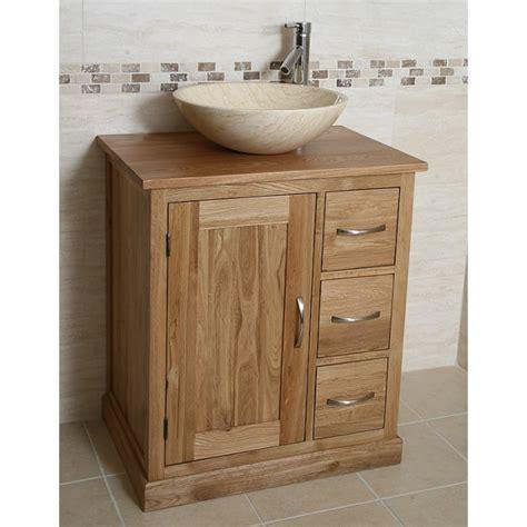 Prestige Oak And Marble Bathroom Vanity Unit Click Oak Marble Vanity Units For Bathroom