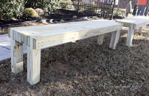 butcher build pdf diy easy bench building download elevated playhouse