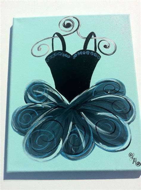 Easy canvas painting ideas 19