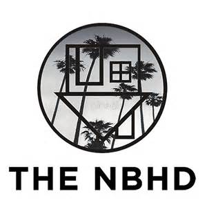 The neighbourhood palm tree print the nbhd band shirt quot posters by