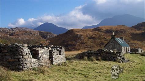 film about ghost village in scotland abandoned village in scotland 2016 creepy abandoned