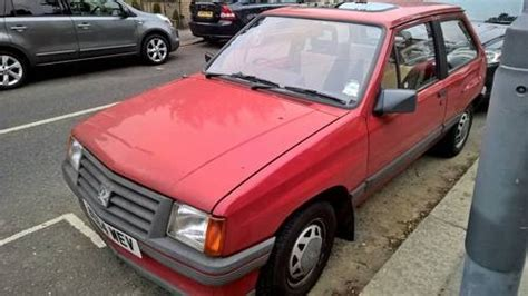 vauxhall nova swing for sale vauxhall nova swing 1984 classic cars hq