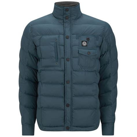 Jaket Conver duck and cover s shildon jacket fjord clothing zavvi