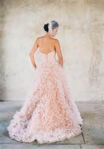 pink dress for wedding pink wedding dresses invitesweddings