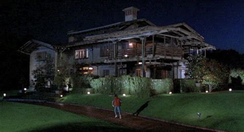 To The House Doc Brown S Mansion Futurepedia Fandom Powered By Wikia