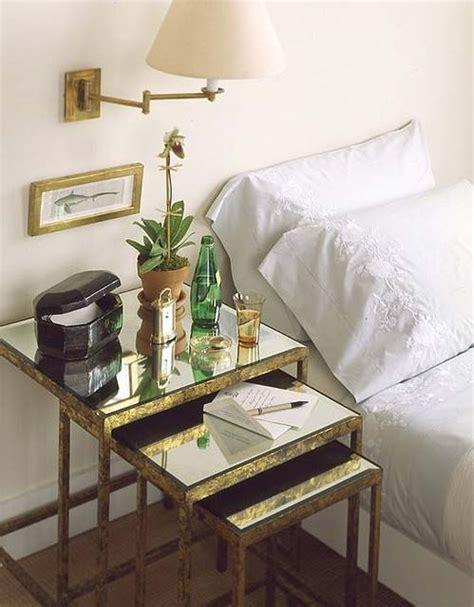 unusual bedside table ideas enhance  charm  decor
