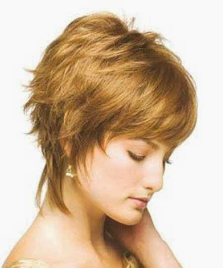 Shag Hairstyles That Was Back In The 70s When They Came Out With This Shea Hi Shags L | best cute short haircuts 2014 haircuts pinterest