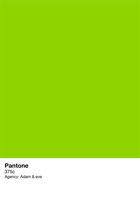 pantone green adam color boom