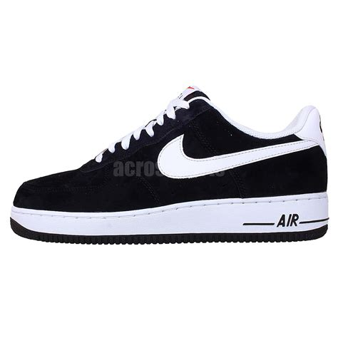 Nike Suede 1 nike air 1 black suede white 2014 mens casual fashion shoes af1 sneakers ebay