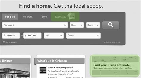 trulia home value estimates program goes national the