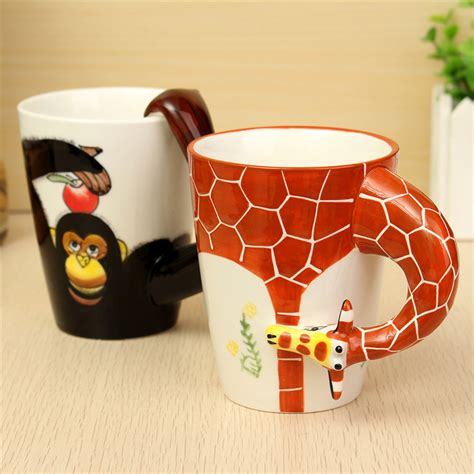 animal coffee mugs online buy wholesale animal shaped mugs from china animal