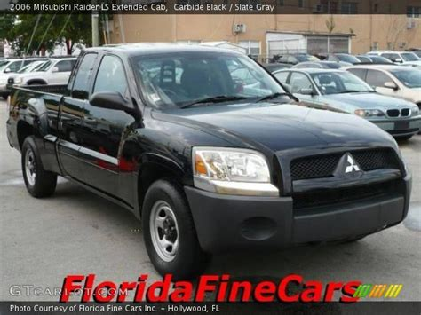 Carbide Ls For Sale by Carbide Black 2006 Mitsubishi Ls Extended Cab