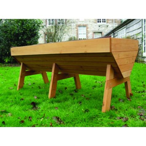 veg trough large raised vegetable bed by selections