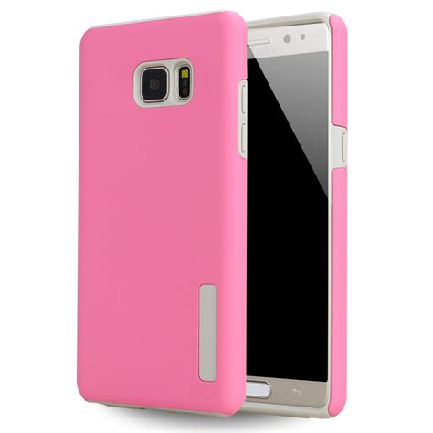 Samsung Note 7 Casing Cover Hybrid Bumper Armor Softcase 1 wholesale galaxy note 7 pro armor hybrid pink