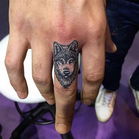 wolf wrist tattoo the gallery for gt small wolf wrist