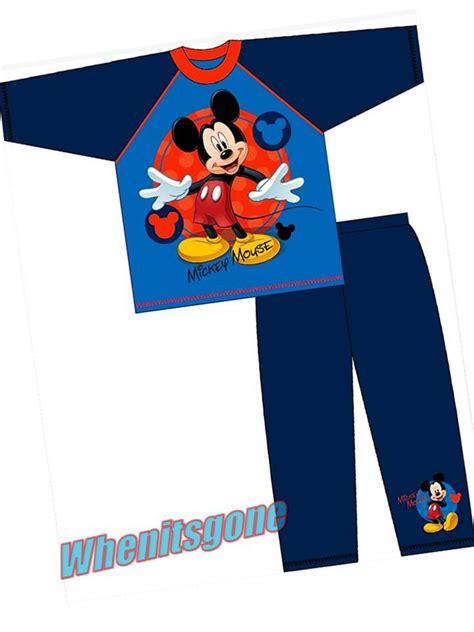 Piyama Sleepwear Character Stln Set Kid Piyama Spongebob new boys 100 cotton leg length pyjamas