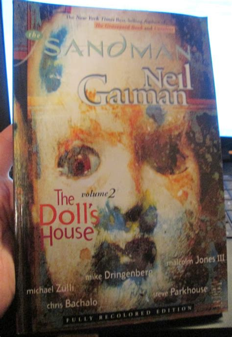 the sandman vol 2 the doll s house graphic novel the sandman a doll s house volume 2 by