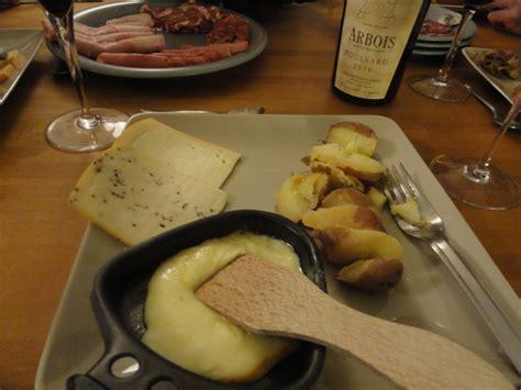 La Raclette It Must Be Winter