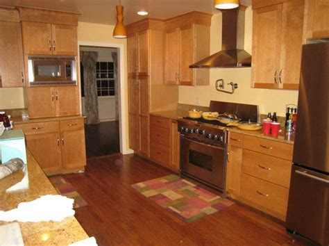 kitchen kitchen paint colors with oak cabinets with refrigerator kitchen paint colors with oak