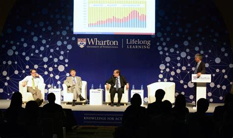 Benefits Of A Wharton Mba by Report From The Wharton Global Forum Beijing Edition