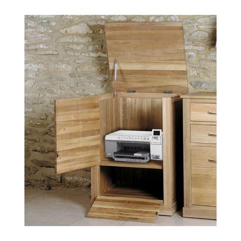 home office furniture oak mobel solid oak home office furniture printer storage