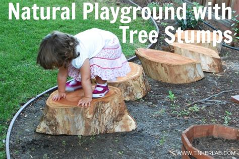what to water your tree with 25 diy outdoor playscapes and learning station ideas