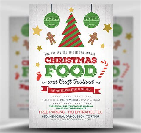Craft Fair Flyer Template Free