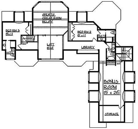 craftsman style floor ls craftsman home plans home design ls 2710 me