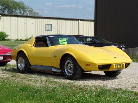 1975 chevrolet corvette stingray for sale 37 used cars from 6 325 1975 chevrolet corvette sidepipe stingray t tops ready for summer see stock 5td for sale