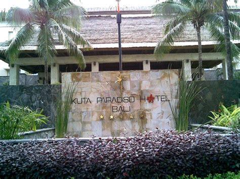 Paradiso Villa Bali Indonesia Asia kuta paradiso hotel 5 luxury hotel in kuta offers