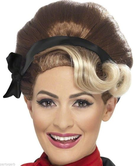 ladies updo wigs 298 best hairspray production images on pinterest