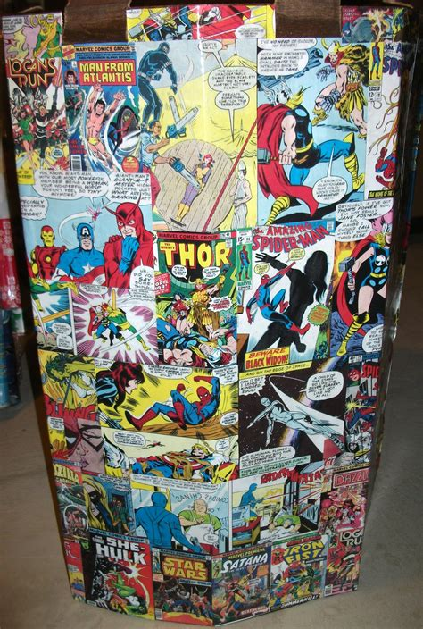 Decoupage Comic - decoupage comics projects artist show comic vine