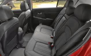 2013 kia sportage sx back seat 190479 photo 7 trucktrend
