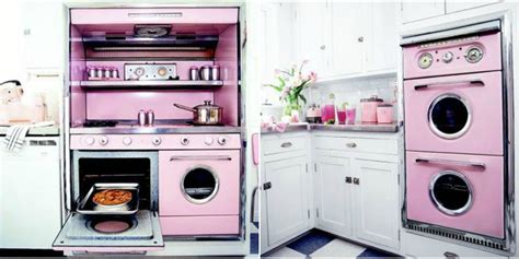 retro kitchen decor ideas pink retro kitchen decorating ideas vintage kitchen decor