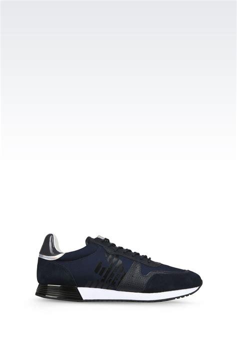 armani sneakers mens shoes and sneakers armani style guru fashion glitz