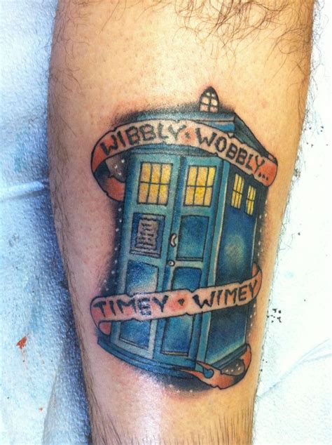 dr tattoo best 25 tardis ideas on doctor who