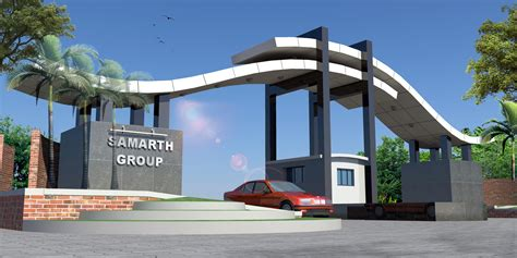 porteria architecture entrance design entrance gates main gate design