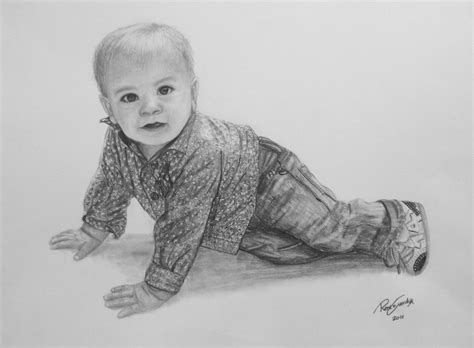 baby doodle drawings pencil drawings babies pictures vudesk