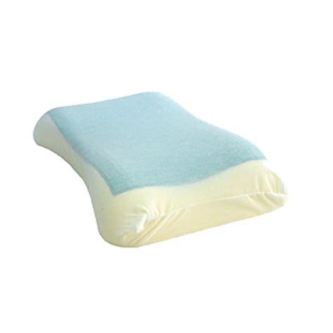 therapedic 174 cooling gel and memory foam pillow bedbathandbeyond com therapedic jordan gel pillow