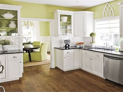 refinishing oak kitchen cabinets green lime kitchen idea