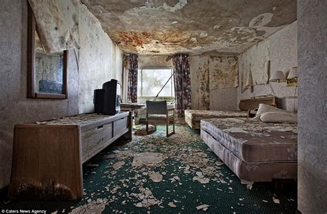 Livingroom Theatres by Photographs Reveal Eerie Abandoned Hotels Where Guests
