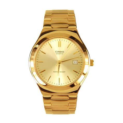 Lucciano Jam Tangan Wanita Gold jual casio ltp 1170n 9ardf gold jam tangan wanita